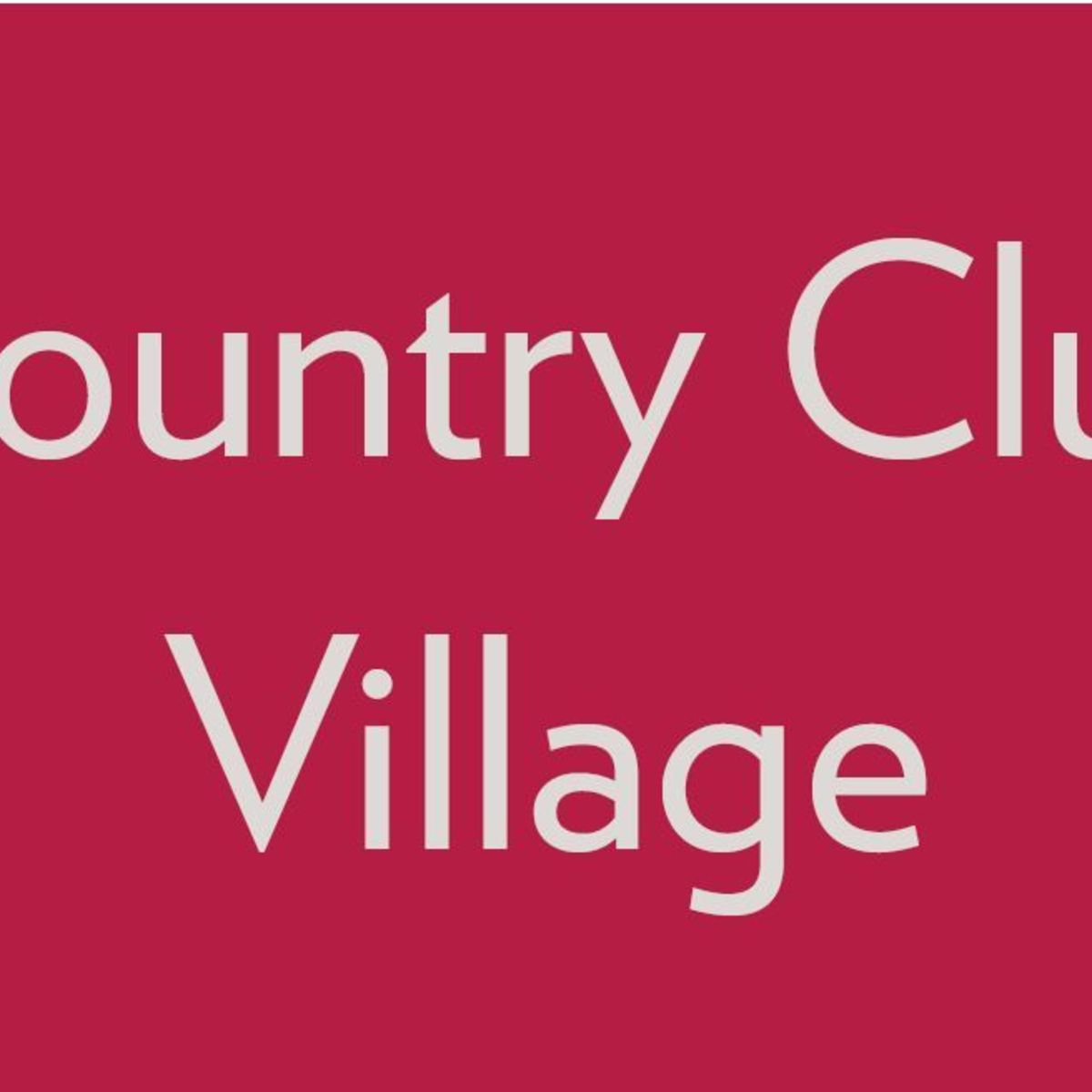 Country Park Apartments: Live At Country Club Village Apartments In Rohnert Park, CA